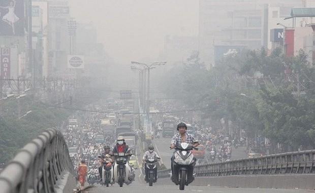 Thông tin Hà Nội ô nhiễm bụi đứng thứ hai Đông Nam Á là không có cơ sở - Ảnh 2.