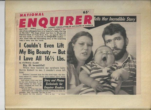 Em bé khổng lồ chào đời nặng hơn 7kg từng gây xôn xao cả nước Mỹ giờ ra sao? - Ảnh 3.