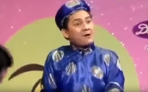 Có 1 Anh Vũ thích làm thơ huề vốn, chửi ngọt như mía lùi ở Gala Cười những năm 2000 - Ảnh 6.