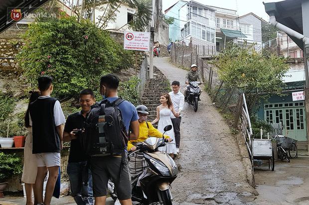 Người dân sống gần con dốc hot nhất Đà Lạt lên tiếng về tấm biển cấm quay phim chụp hình: Một ngày 4 vụ tai nạn xảy ra - Ảnh 1.