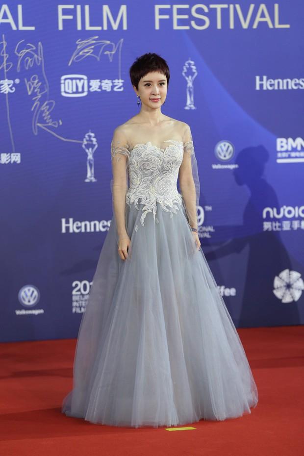 Bế mạc LHP Bắc Kinh: Bạn gái Luhan hoá công chúa yêu kiều, Đồng Lệ Á gây bão dù không đi thảm đỏ - Ảnh 16.