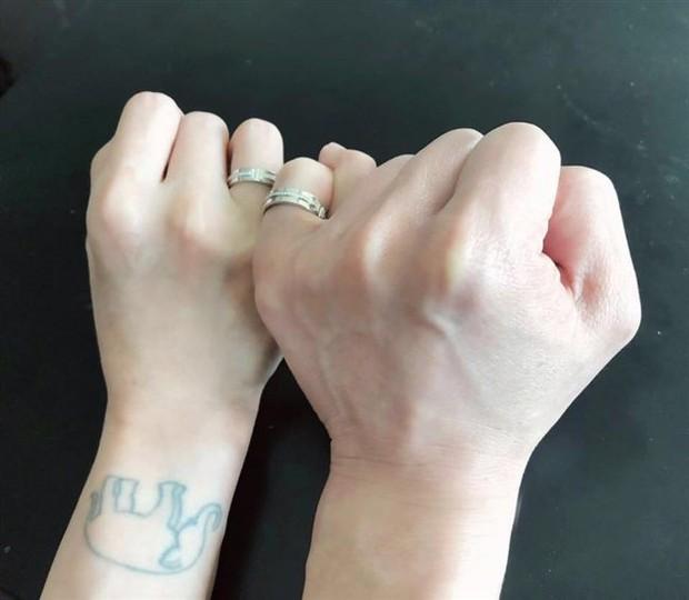 Cứ nghi Song Song ngoại tình vì không đeo nhẫn, nhưng nhiều cặp sao đeo mà vẫn đi tòm tem đến mức gây chấn động - Ảnh 16.