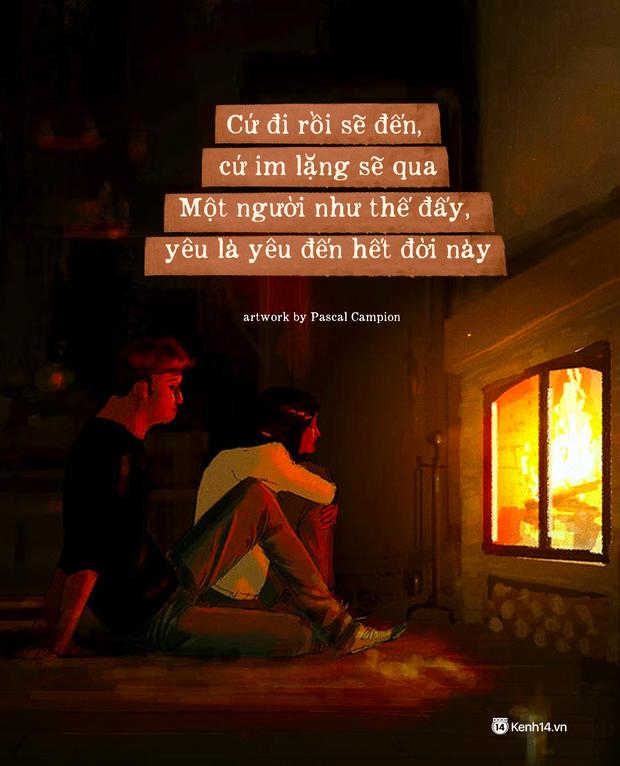 """Sao cứ mãi chạy theo tình yêu không thuộc về mình để rồi thở dài tiếc nuối: """"Đừng yêu nữa, em mệt rồi"""" - Ảnh 3."""