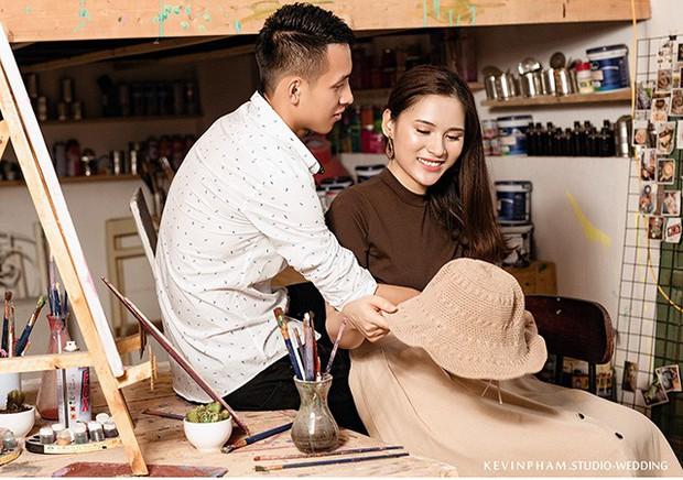 Tiền vệ tuyển Việt Nam viết tâm thư gửi vợ sắp cưới  - Ảnh 3.