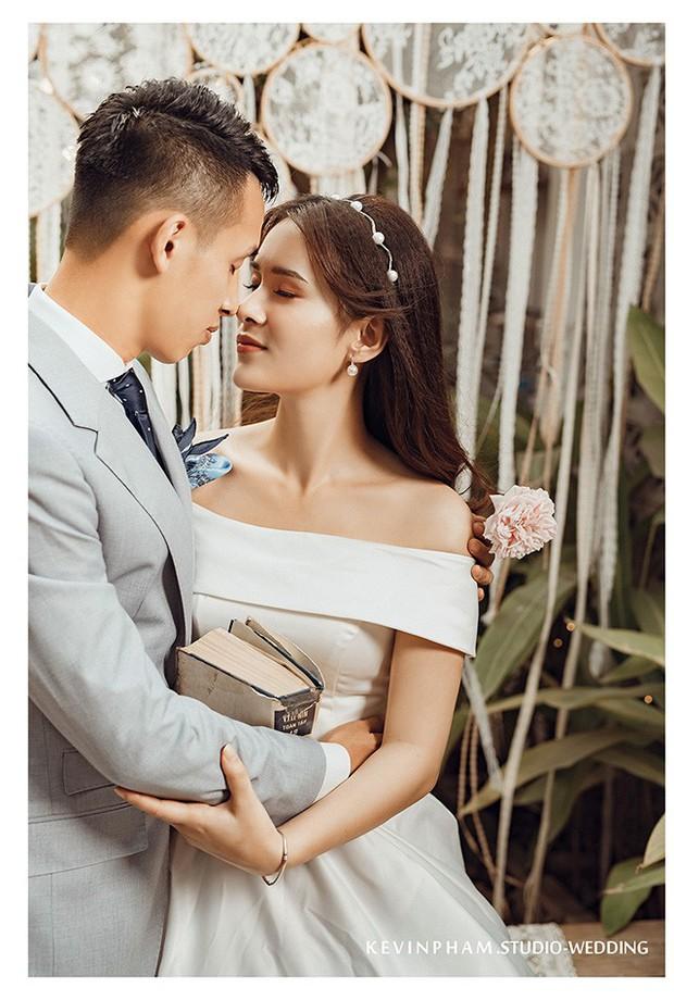 Tiền vệ tuyển Việt Nam viết tâm thư gửi vợ sắp cưới  - Ảnh 4.