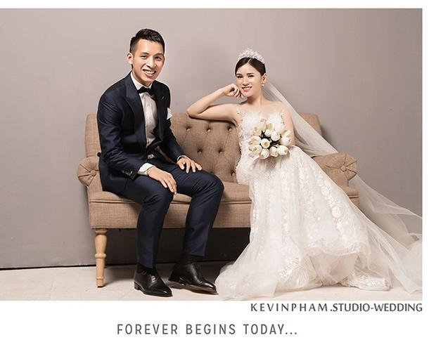 Tiền vệ tuyển Việt Nam viết tâm thư gửi vợ sắp cưới  - Ảnh 9.