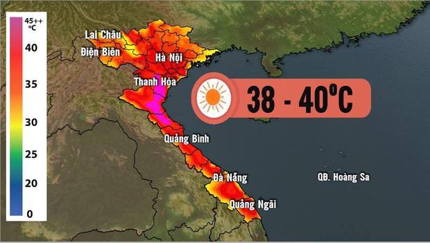 Hà Nội hôm nay nắng nóng đỉnh điểm và sẽ kéo dài 2 ngày nữa, làm ngay những điều này để phòng tránh ung thư da - Ảnh 1.