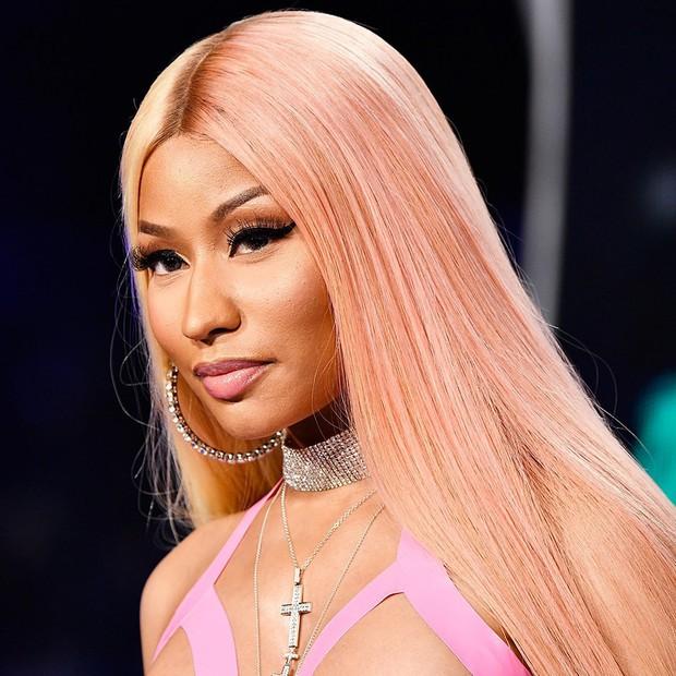 Nicki Minaj là sao nữ duy nhất trong top 10 ngôi sao nhiều hit BXH BIllboard Hot 100 nhất, vị trí hàng đầu thuộc về dàn diễn viên GLEE - Ảnh 3.