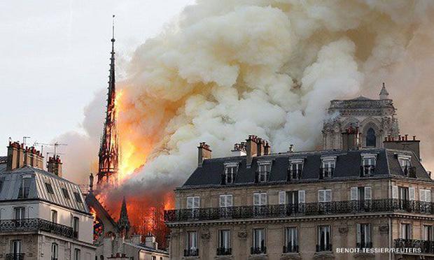 Kiệt tác kiến trúc Gothic Nhà thờ Đức Bà Paris sẽ được phục dựng như thế nào? - Ảnh 1.