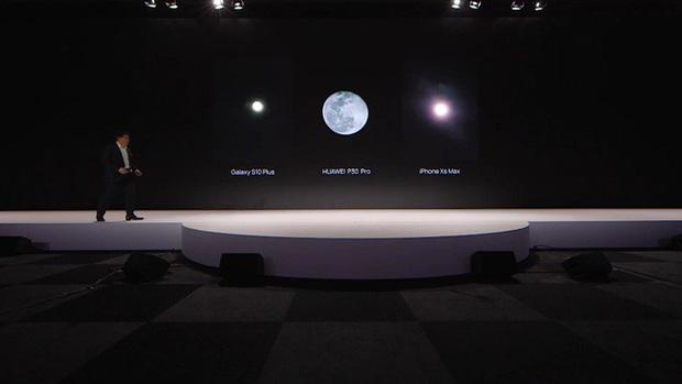 Thử chụp zoom trăng bằng Huawei P30 Pro và so sánh với iPhone XS Max - Ảnh 1.