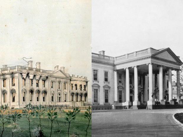7 kiến trúc nổi tiếng thế giới đã được xây dựng lại sau khi bị phá hủy hoàn toàn - Ảnh 1.