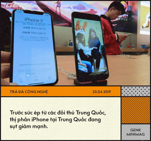 Apple đã trở thành con tin trong tay Trung Quốc như thế nào? - Ảnh 12.