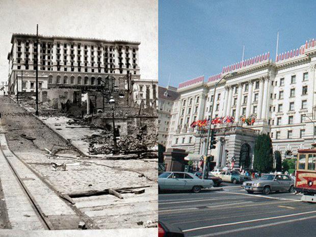 7 kiến trúc nổi tiếng thế giới đã được xây dựng lại sau khi bị phá hủy hoàn toàn - Ảnh 3.