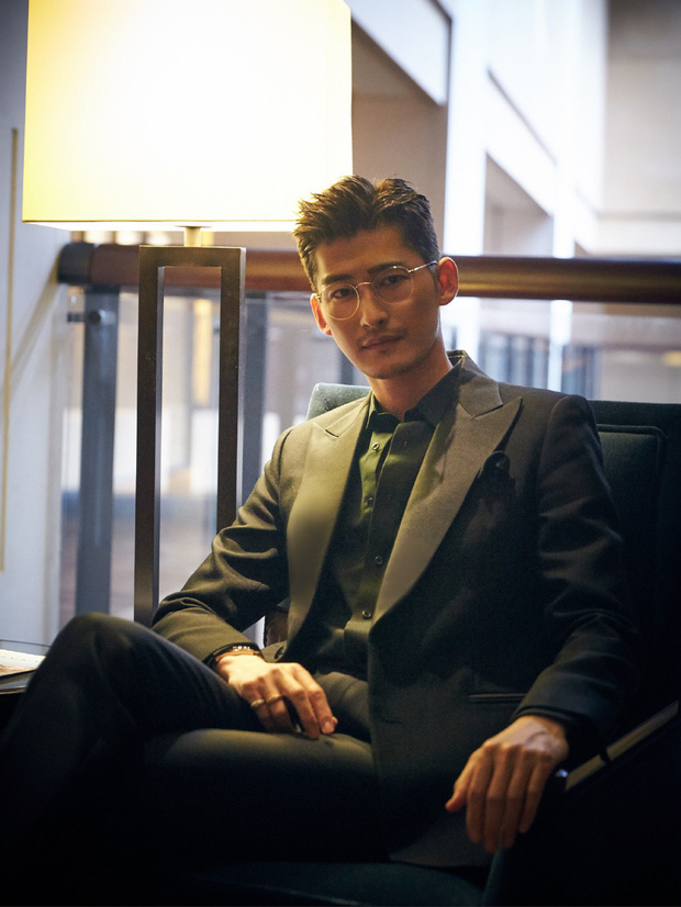 Màn lột xác củaPhong Đằng Trương Hàn sau 5 năm: Chuẩn tổng tài bá đạo truyện ngôn tình bước ra ngoài đời thật! - Ảnh 6.