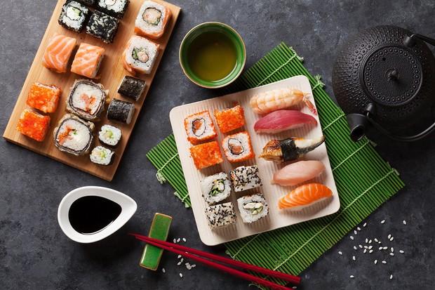 Các món ăn Nhật Bản trông lúc nào cũng nghệ là nhờ làm theo nguyên tắc này - Ảnh 2.