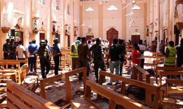 Đột kích bắt giữ 7 nghi phạm đầu tiên trong các vụ đánh bom khiến ít nhất 207 người chết ở Sri Lanka - Ảnh 5.