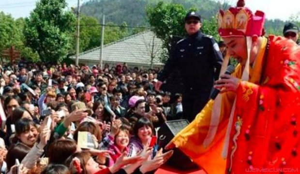 """""""Đường Tăng"""" Từ Thiếu Hoa 60 tuổi vẫn chật vật mưu sinh, nhưng bất ngờ nhất là phản ứng của netizen Trung - Ảnh 8."""