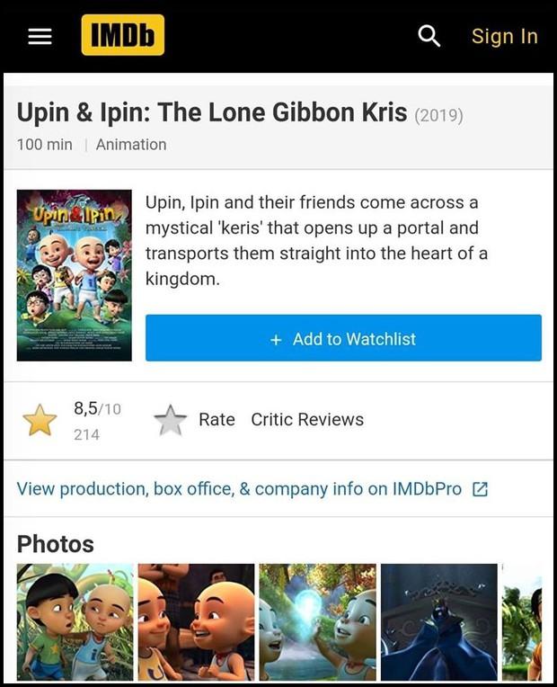 Upin và Ipin: Đối thủ không phải dạng vừa với Endgame của đội Avengers! - Ảnh 3.
