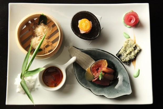 Các món ăn Nhật Bản trông lúc nào cũng nghệ là nhờ làm theo nguyên tắc này - Ảnh 6.