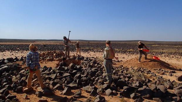 Khắp Trung Đông, hàng ngàn cánh diều khổng lồ có niên đại tới cả 9.000 năm nằm rải rác khắp nơi - Ảnh 2.