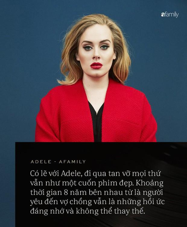 Adele và chuyện tình 8 năm vừa đứt đoạn: Cứ ngỡ chân ái cuộc đời, cuối cùng vẫn phải nói lời chia tay - Ảnh 15.