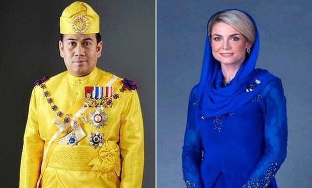 Nối gót Quốc vương, Thái tử Malaysia kết hôn với người đẹp Thuỵ Điển - Ảnh 5.