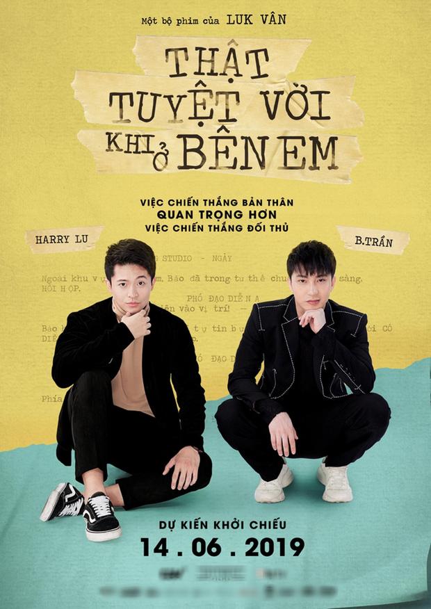 Khán giả nhiệt tình đẩy thuyền khi đôi trai đẹp B Trần và Harry Lu đấu kiếm trong phim mới - Ảnh 15.