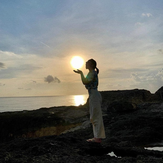 Đã là bạn thân thì phải có tâm như Kỳ Duyên: Làm hẳn một chuyến du lịch sang Indonesia để đón sinh nhật cùng Minh Triệu - Ảnh 4.