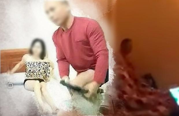 Cô giáo ôm đồng nghiệp trong nhà nghỉ để chữa bệnh... sốt rét: Lộ tin nhắn mùi mẫn như vợ chồng - Ảnh 1.