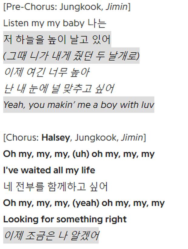 Nhìn lại bộ 3 hit của BlackPink, BTS và TWICE: Phải chăng K-Pop lan rộng đồng nghĩa với phần lời tiếng Anh cũng càng nhiều? - Ảnh 10.