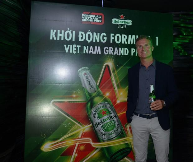 Trước giờ G, huyền thoại F1 David Coulthard gửi lời chào fan Việt, sẵn sàng cho màn trình diễn mãn nhãn tại SVĐ Mỹ Đình - Ảnh 2.