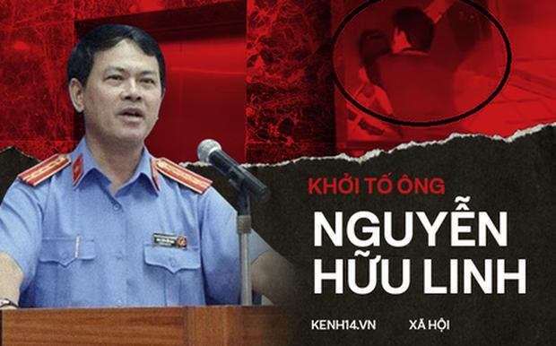 Bị can Nguyễn Hữu Linh đến tòa nhận quyết định liên quan vụ sàm sỡ bé gái trong thang máy - Ảnh 1.