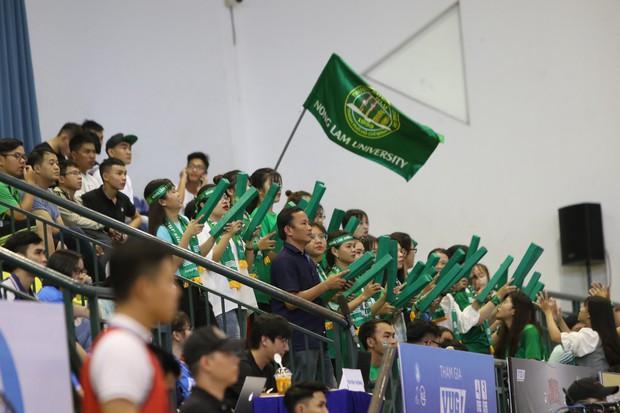Đánh bại cựu vương, đại học Tôn Đức Thắng lần đầu vô địch VUG Futsal - Ảnh 3.