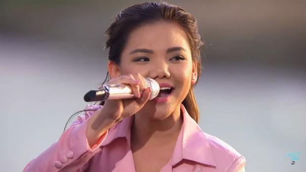 Hát lại ca khúc khiến Minh Như bị loại tại American Idol, cô gái này được cổ vũ tới tấp - Ảnh 4.