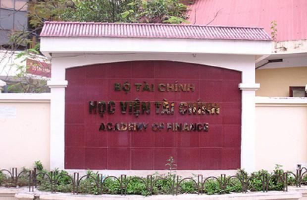 Học viện Tài chính hủy kết quả của thí sinh được nâng gần 7 điểm ở Hòa Bình - Ảnh 1.