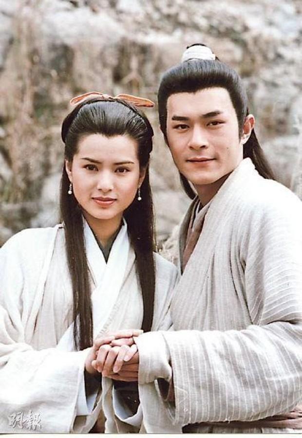 Cổ Thiên Lạc và Lý Nhược Đồng: Dương Quá và Cô Long đi vào huyền thoại vì quá đẹp nhưng nhan sắc đối nghịch tuổi xế chiều - Ảnh 4.
