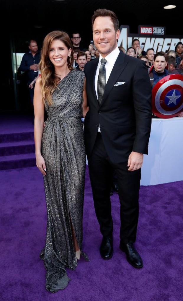 Siêu thảm tím Avengers: Endgame hot nhất 2019: Dàn sao Marvel sang chảnh, vợ chồng Miley Cyrus chiếm trọn spotlight - Ảnh 22.