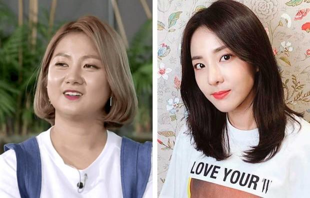Nữ diễn viên hài lẫy khi không ai nhận ra cô nhỏ tuổi hơn Dara! - Ảnh 6.