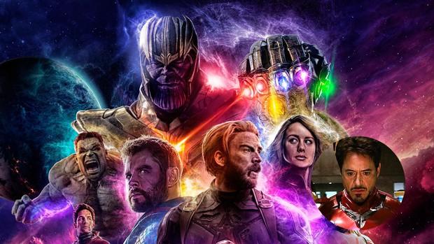 Review không spoil: Endgame nâng Marvel lên một tầm cao mới - Ảnh 1.
