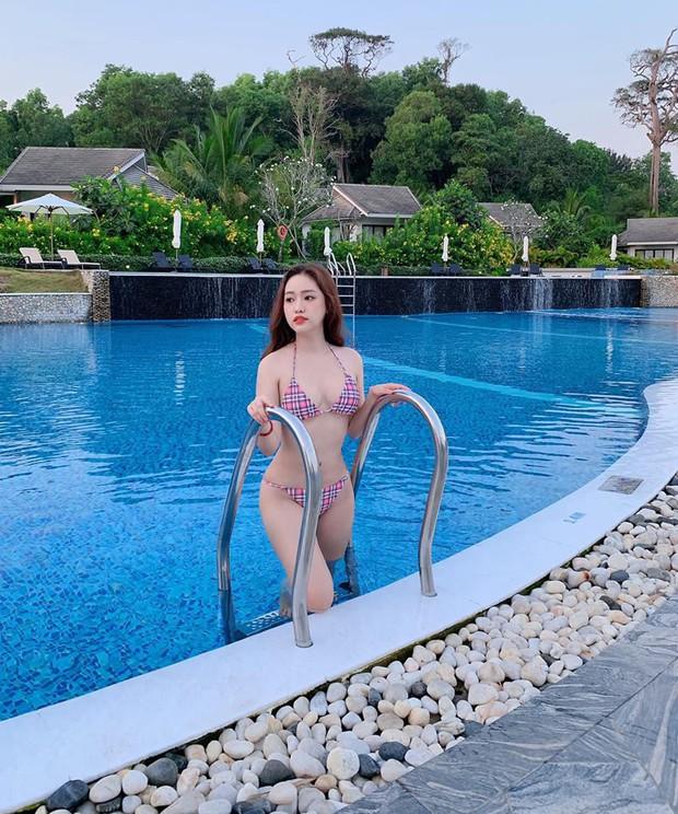 Diện bikini khoe body cực bốc để PR thuốc giảm cân, Thuý Vi vô tình để lộ một sai lầm chết người - Ảnh 5.