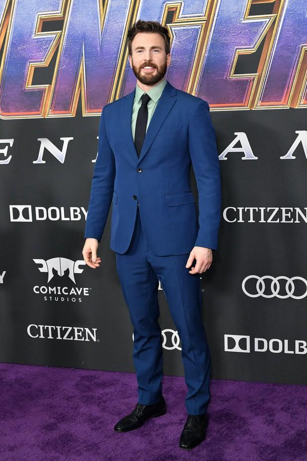 Siêu thảm tím Avengers: Endgame hot nhất 2019: Dàn sao Marvel sang chảnh, vợ chồng Miley Cyrus chiếm trọn spotlight - Ảnh 9.