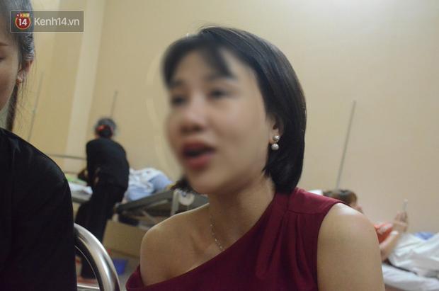 Hai cô gái tham gia vụ rạch mặt khiến thiếu nữ 18 tuổi phải khâu 60 mũi: Mong giải quyết nhẹ nhàng, không can thiệp pháp luật - Ảnh 6.