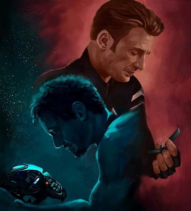 Review không spoil: Endgame nâng Marvel lên một tầm cao mới - Ảnh 2.