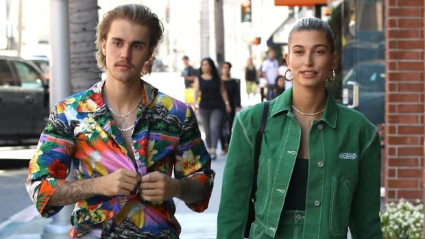 Justin Bieber và phong cách thời trang mới khi đi cạnh Hailey Baldwin: Anh là bà nội của em - Ảnh 3.
