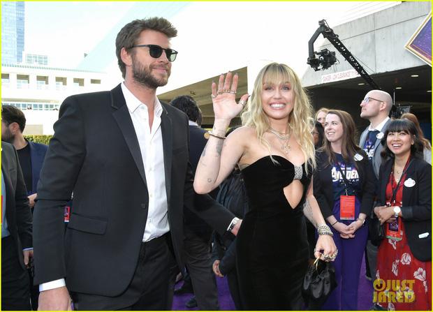 Siêu thảm tím Avengers: Endgame hot nhất 2019: Dàn sao Marvel sang chảnh, vợ chồng Miley Cyrus chiếm trọn spotlight - Ảnh 12.