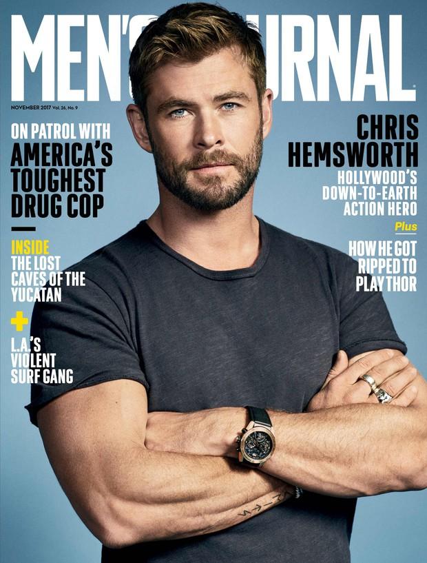 Ngỡ ngàng đời tư dàn sao Avengers: Endgame: Iron Man và Thanos tù tội, Captain có sở thích... sờ vòng 1 - Ảnh 8.