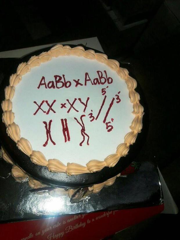 Những chiếc bánh sinh nhật chứa cả bầu trời kiến thức khiến thợ làm bánh chỉ muốn tàu hoả nhập ma - Ảnh 3.