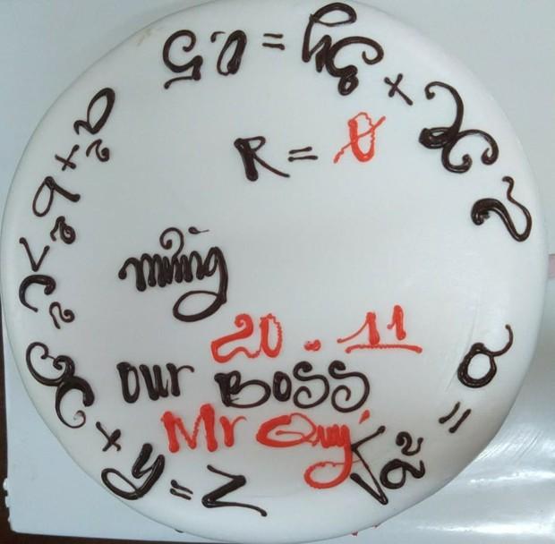 Những chiếc bánh sinh nhật chứa cả bầu trời kiến thức khiến thợ làm bánh chỉ muốn tàu hoả nhập ma - Ảnh 6.