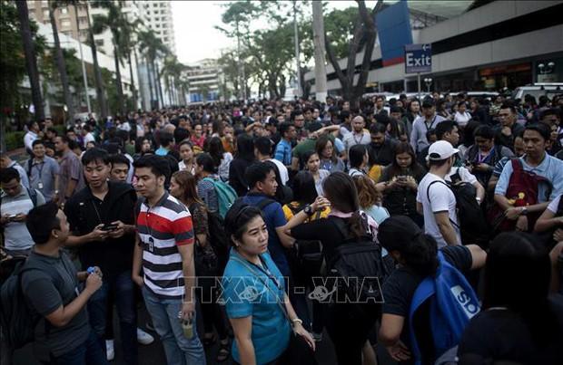 Ít nhất 29 người thương vong trong trận động đất tại Philippines - Ảnh 1.