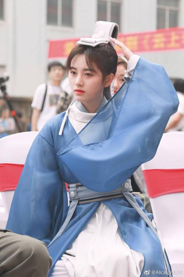 """Sungkyunkwan Scandal bản Trung: Cúc Tịnh Y gia nhập hội """"gái giả trai ai nhìn cũng biết""""? - Ảnh 2."""